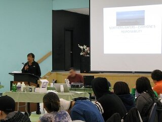 Workshop in Inuvik
